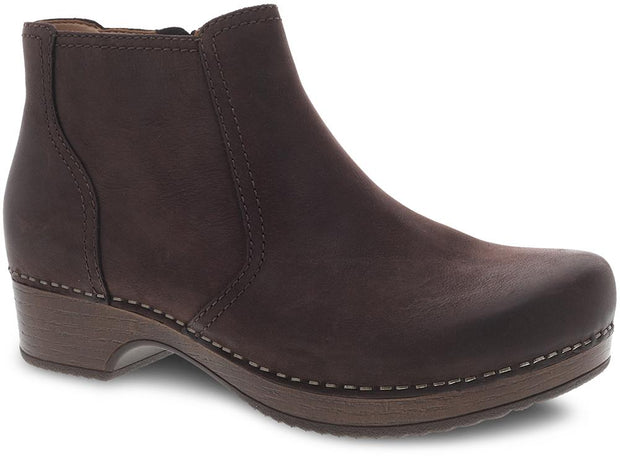 Chocolate Burnished Nubuck