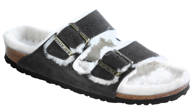 Birkenstock Women's Arizona Shearling Sandal