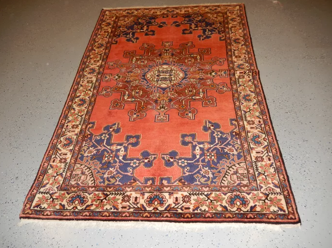 Fine Persian Farahan Superb Wool