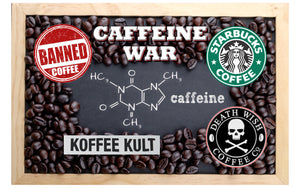 The War of the World's Strongest Coffees