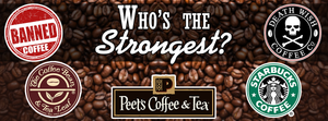 Who's the strongest coffee in the world?