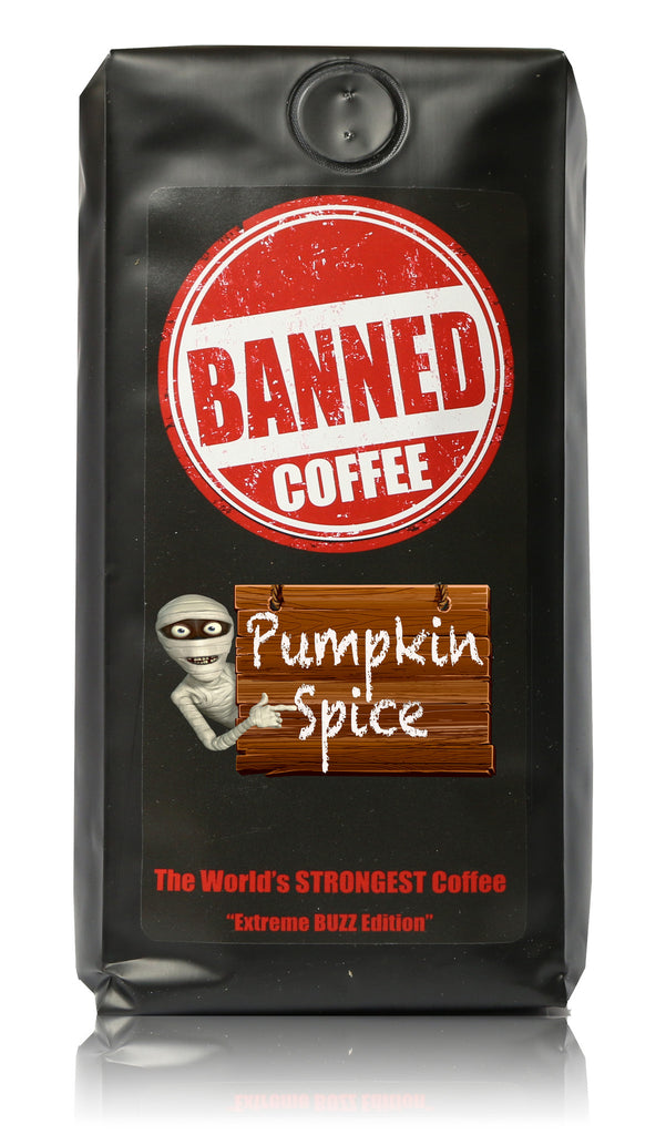 Banned Coffee Pumpkin Spice