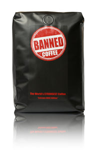 Banned Coffee | World's Most Delicious Strongest Coffee