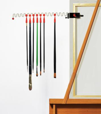 Brush  Line Hanger -  canvas/easel device