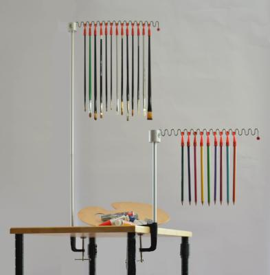 Brush Hanger Stand with wires by Artists Line