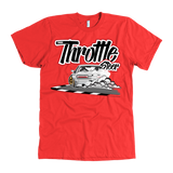 [240SX] THROTTLE STEER T-SHIRT