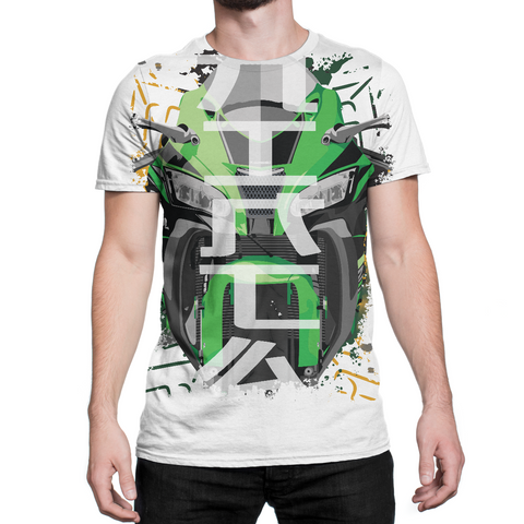 KAWASAKI NINJA (SUBLIMATION) T-SHIRT