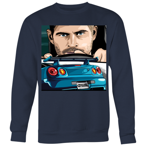 GALLO 12 OR GALLO 24 [COLOR] [CREW NECK SWEATSHIRT]