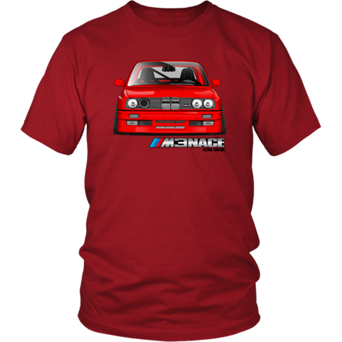 BMW E30 M3 [ MENACE ] T-SHIRT