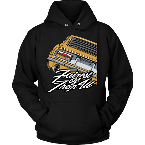 FAIREST OF THEM ALL HOODIE [YELLOW]