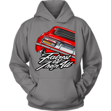 FAIREST OF THEM ALL HOODIE [RED]