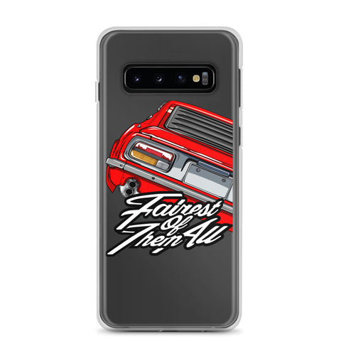 DATSUN FAIRLADY SAMSUNG CASE ( RED )
