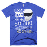 "SOME SAY... T-SHIRT ""CAMERA"""