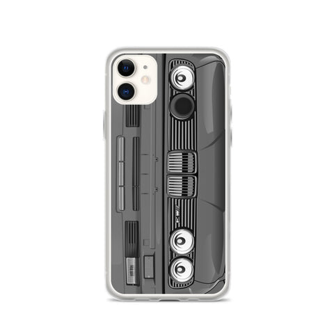 E30 M3 IPHONE CASE ( BLACK )