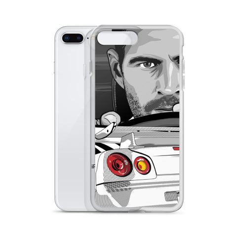 BRIAN O'CONNOR ( SKYLINE ) IPHONE CASE