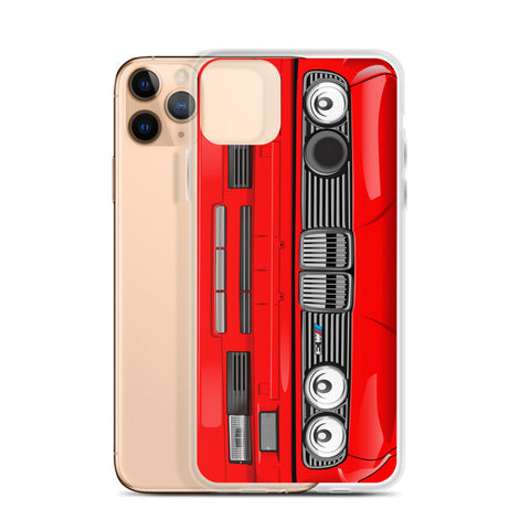E30 M3 IPHONE CASE ( RED )