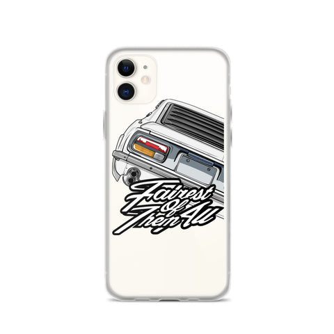 DATSUN FAIRLADY IPHONE CASE ( WHITE )