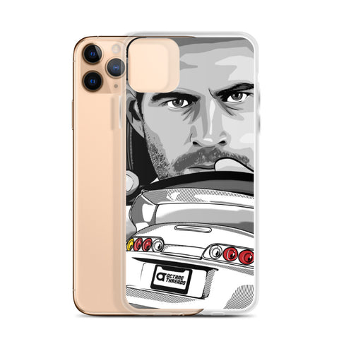 BRIAN O'CONNOR ( SUPRA ) IPHONE CASE