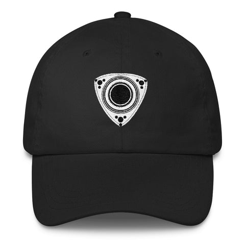 ROTARY DAD CAP [WHITE]