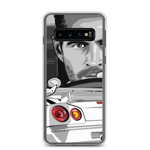 BRIAN O'CONNOR ( SKYLINE ) SAMSUNG CASE