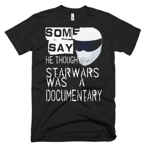 "SOME SAY... ""STAR WARS"" T-SHIRT"