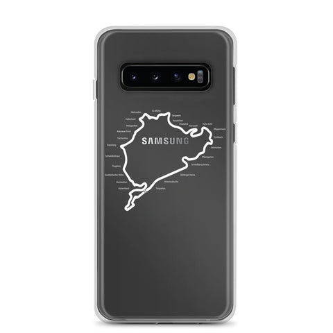 NURBURGRING MAP SAMSUNG CASE