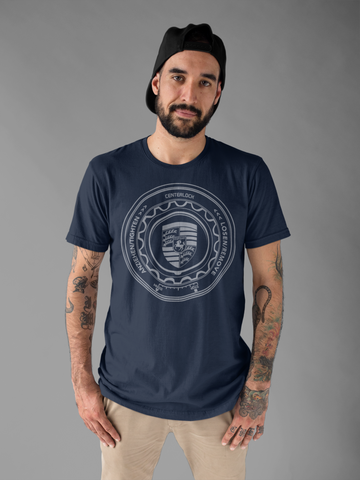 911 CENTER LOCK T-SHIRT