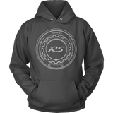 RS CENTER LOCK HOODIE