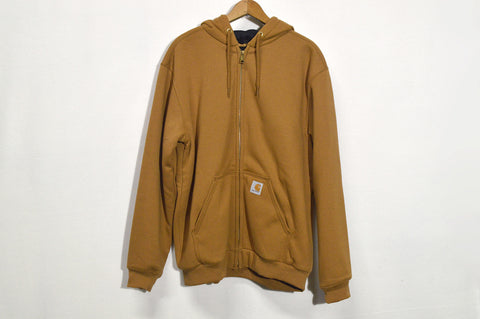 Carhartt Rutland Thermal-Lined Hooded Zip-Front Sweatshirt