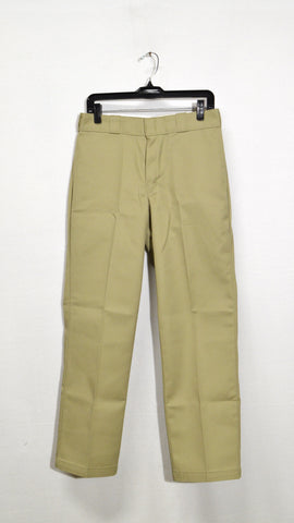 Big Men's Dickies Classic Khaki 874 Work Pant