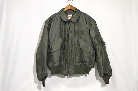 Military Issue Flight Jacket