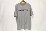 Big Men's Carhartt Signature Logo T-Shirt