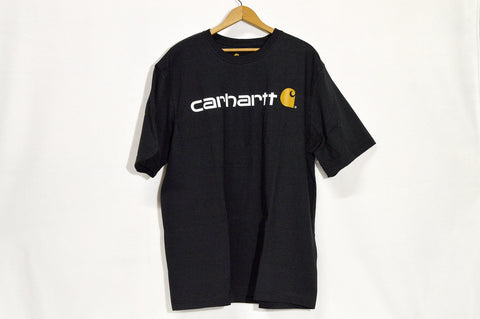 Carhartt Short Sleeve Signature Logo T-Shirt