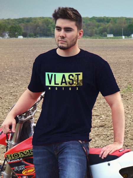 Vlast Moto X Fitted Tee