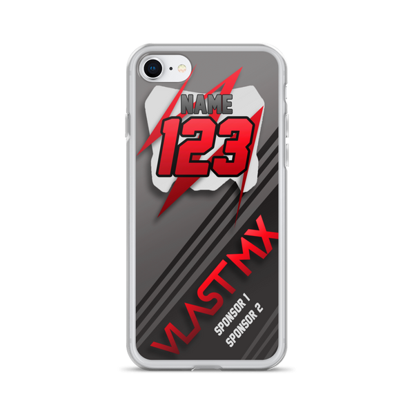 Custom VlastMX iPhone Case