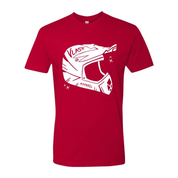 Helmet Fitted Tee