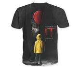 Pizoff Stephen King's It 3D Print T-shirt