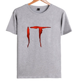 Pizoff Stephen King's It 3D Print T-shirt Version 7