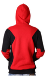 Pizoff Unisex Long Sleeve Deadpool Themes Printing Hoodie MHA10
