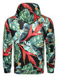 Pizoff Unisex 3D Digital Print Hoodie With Pockets AC020-42