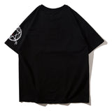 Pizoff Unisex Street Style Hip-hop Hipster Casual T-Shirt AL039