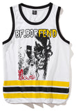 Pizoff Unisex Street Style Hip-hop Hipster Casual Tank AL060
