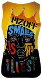 Pizoff Unisex 3D Print Work Out Compression Muscle Tank Top AL083-09
