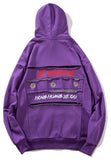 Pizoff Unisex Pop-up Hipster Hip-hop Streetstyle Hoodie With Pockets AL086