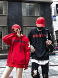 Pizoff Unisex Pop-up Hipster Hip-hop Streetstyle Hoodie With Pockets AL096
