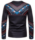 Pizoff Unisex Hipster Long Sleeve 3D Print Cardigan Top Shirts B666-41