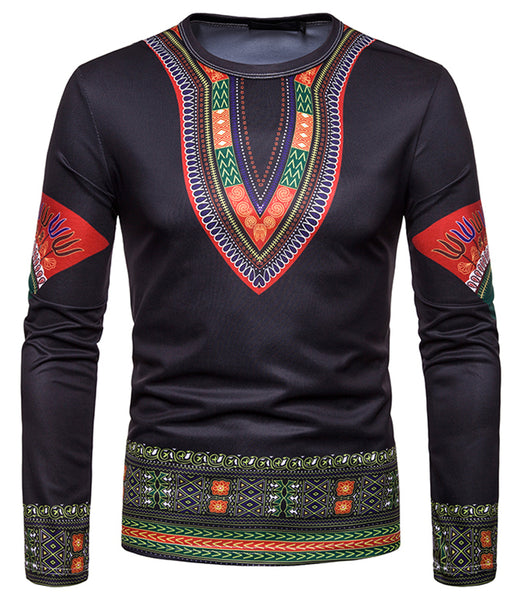 Pizoff Unisex Hipster Long Sleeve 3D Print Cardigan Top Shirts B666-48