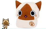 Pizoff Monster Hunter Cosplay AIROU Kawayi Cat Hat