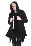 Men's Long Hoodies Coat Y1573
