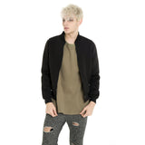 Men's Slim Fit Jackets Coats Y1579